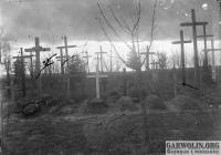 NN033 (garwolin.org) | Cmentarz najprawdopodobniej w Garwolinie. Jeśli by się to potwierdziło, chyba najstarsze zdjęcie z cmentarza.